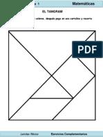 2do Grado - Matemáticas - El Tangram