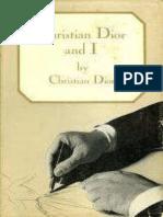 Christian Dior and I (1957) - Christian Dior