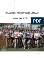 Bilan Lorrain 2010 Hiver Demi-fond