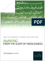 A Waking From the Sleep of Heedless Ness