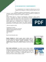 Software de Diagnostico y Mantenimiento