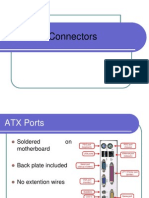 1 Ports and Connectors