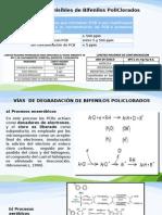 Biodegradacion de BPCs