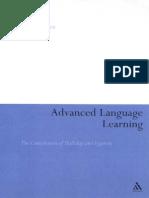 [Heidi Byrnes] Advanced Language Learning the Con