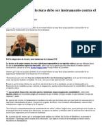 Noticia- Vargas Llosa