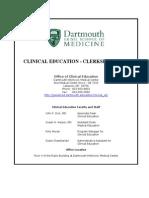 Clerkship Guide 2015