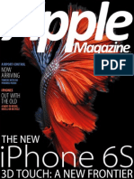 Apple Magazine 18 September 2015