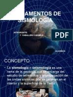 Ponencia Sismologia
