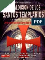 La Maldicion de Los Santos Templarios