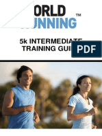 5k Intermediate Training Guide