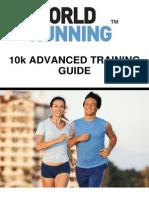 10k Advanced Training Guide