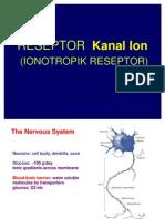 Receptor Kanal Ion