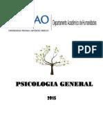 MODULO PSICOLOGÍA GENERAL