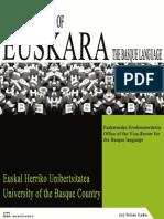 A Brief Grammar of Euskara