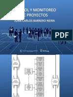 Control y monitoreo de Proyectos