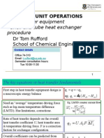 Heat Transfer Equipment - Powerpoint