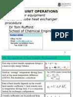 Heat Transfer Equipment - Powerpoint