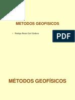 Metodos Geofisicos de Exploracion Minera.
