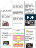 Informe de Propuesta Pedagógica