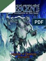 Descent 1st Ed. Altar of Despair