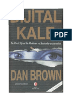 Dan Brown Dijital Kale