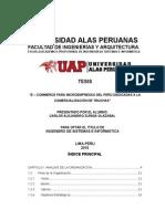 Commerce Para Microempresas Del Perú Dedicadas a La Comercialización de Truchas