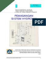 Pemasangan Sistem Hidrolik