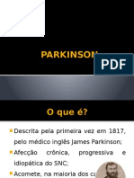 Trabalho sobre Parkinson