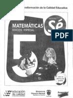 Matematicas Proyecto Se 5