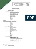 Programa Asignatura Infotmática 4to Mercantil