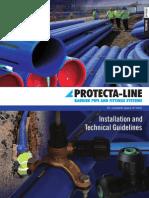 GRP Brochure Amiantit   Pipe (Fluid Conveyance)   Fiberglass