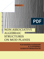 Non-Associative Algebraic Structures on MOD Planes