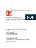 Trabajo Sobre Power Point