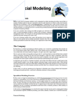 Financial Modeling _all Reading Material (1-16)