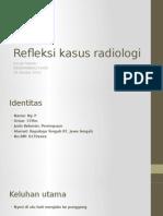 Radiologi - Cholelithiasis