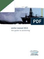 Anchor Manual 2015