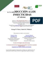 Introducción a Los Insecticidas