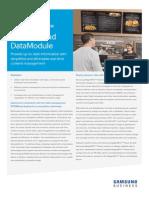 MagicINFO DataLink and DataModule_DATASHEET_20151005