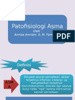 Patofisiologi Asma