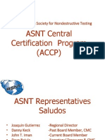 Update on as Ntac Cp