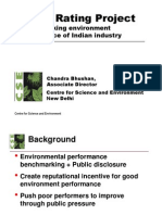 Green Rating Project