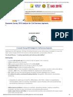 Economic Survey 2015