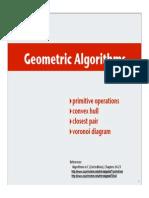 16 Geometric