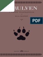 Varulven i Svensk Folktradition - Ella Odstedt [DerHammer]