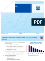 Chevron Base Oils Feb 2013 General Slides
