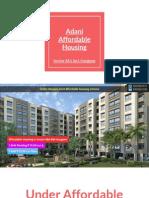 Adani Affordable Housing Gurgaon - Adani Aangan Affordable Flats (1)