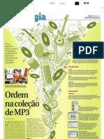 Ordem No MP3