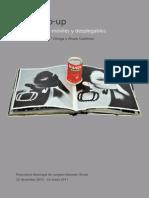 Arte+pop+up+Catálogo