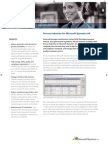 Dynamics AX 2009 Food and Beverage Solution