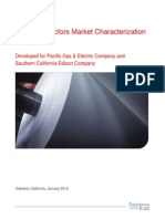 Final Paper Industrial Sector Market Characterization